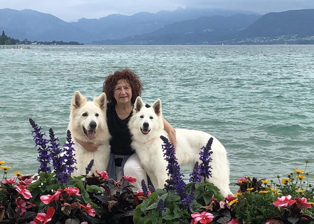 pastore svizzero bianco Lungoresina lago attersee austria, Toruk Makto, Habanera,